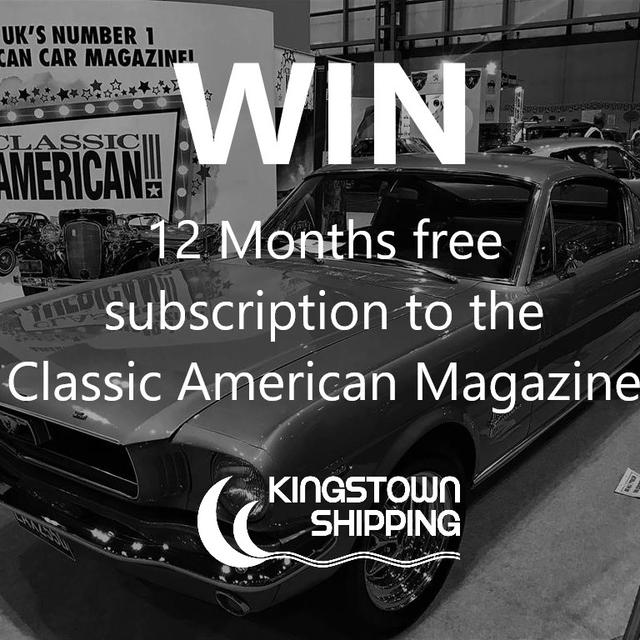 Classic American Subscription Giveaway Feb 2019 3